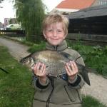 jeugdviscursussen, vissenschool